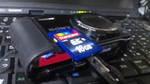 Transcend SDHCカード16GBの容量がいっぱいになった